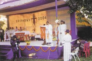 Epiphany Service, 6th January 2004
